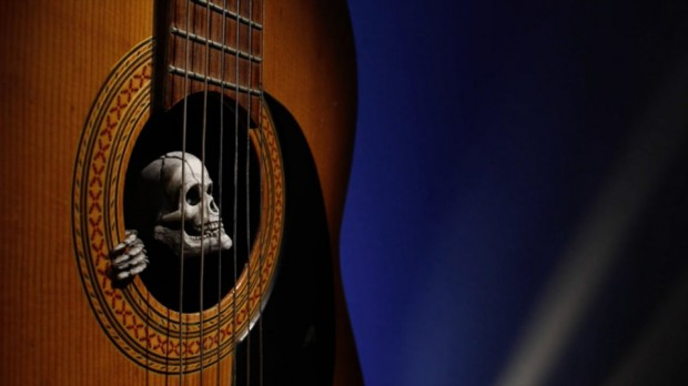 Bone Guitar