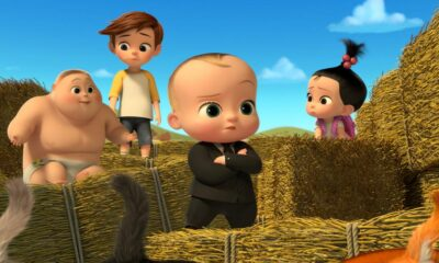 DreamWorks The Boss Baby: Get That Baby!