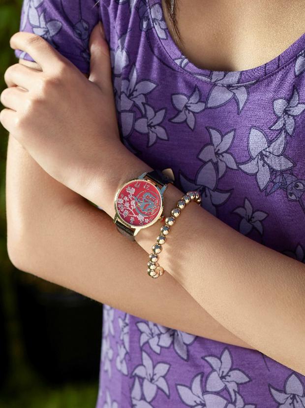 Disney Mulan Dragon Watch Bracelet Set - BoxLunch Exclusive