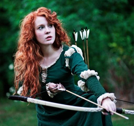 Merida (Brave)