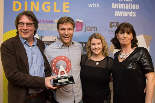 Brown Bag Tops Inaugural Irish Animation Awards