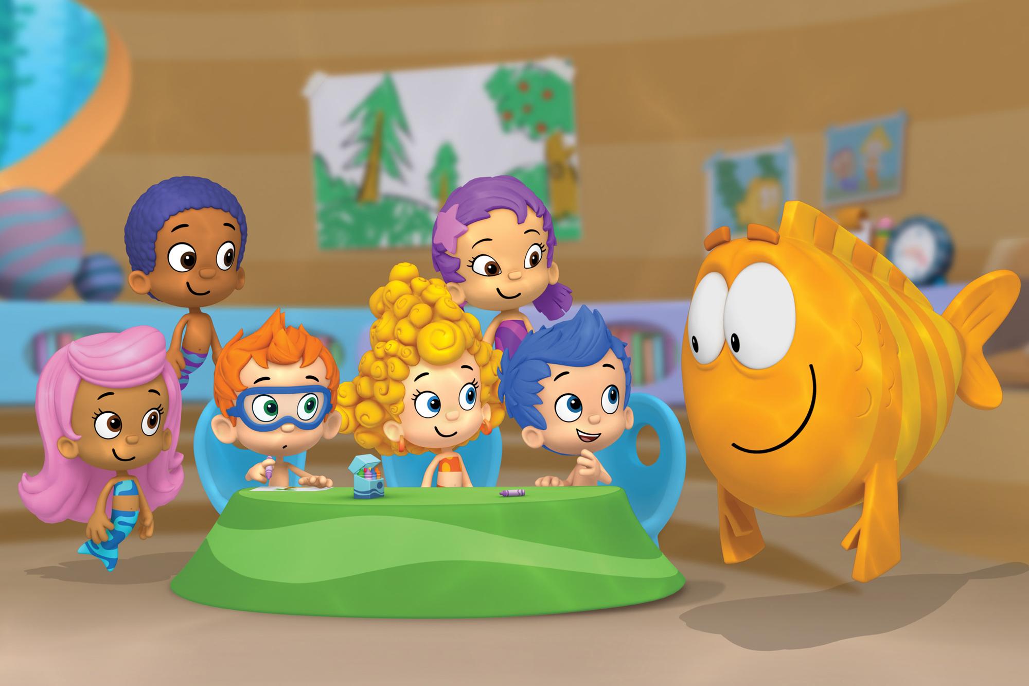 Nickelodeon Renews Four Powerhouse Preschool Animation ...