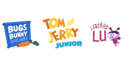 Bugs Bunny Builders, Tom and Jerry Junior, Ladybug Lu