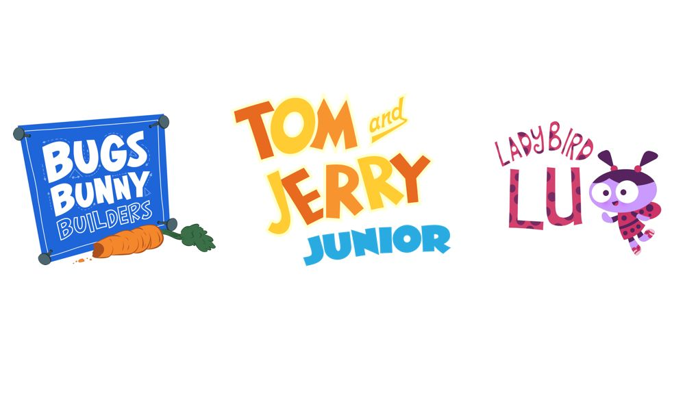 Bugs Bunny Builders, Tom and Jerry Junior, Ladybug Lu