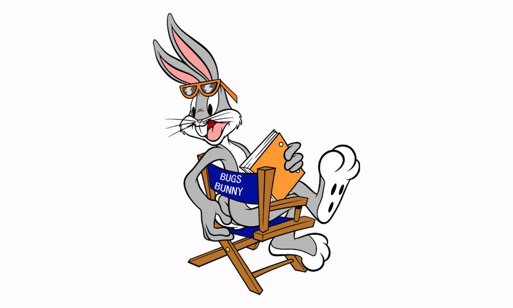 Bugs Bunny definitely knew his way around a good Hollywood pitch session!