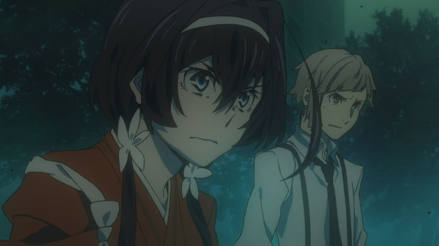 Bungo Stray Dogs - DEAD APPLE