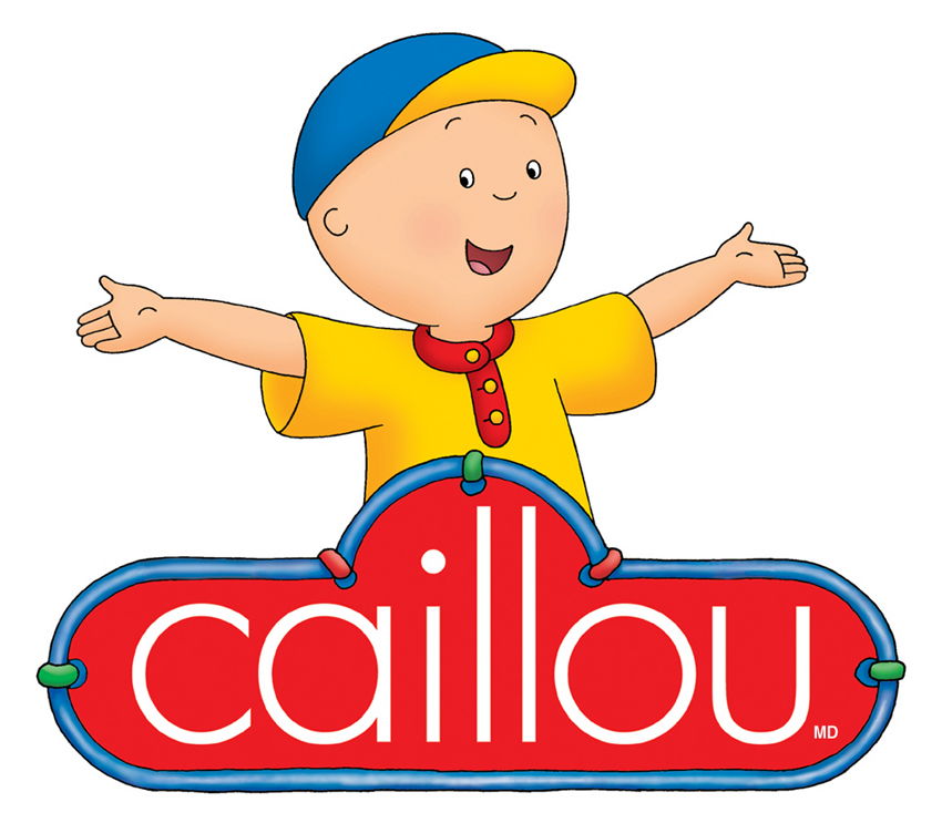 DHX Reports Big Sales for \'Caillou\' Worldwide   Animation Magazine
