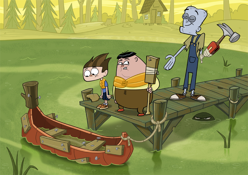 Removed camp lakebottom porno consider, that