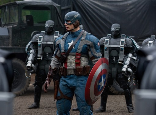 Captain America: The First Avenger (Paramount)