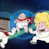 The Epic Tales of Captain Underpants in Space!