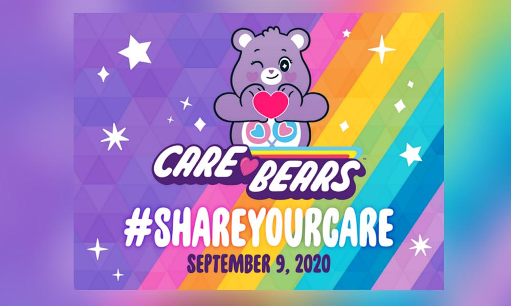 "Care Bears ""Share Your Care Day"""