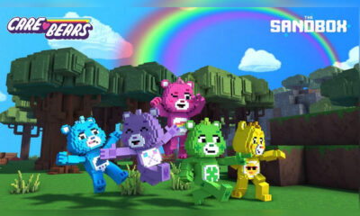 Care Bears x Sandbox