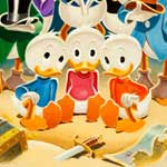 "Carl Barks ""Family Portrait"
