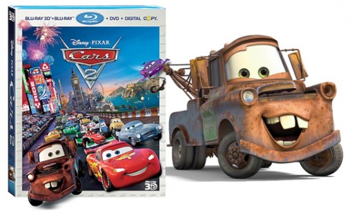 Disney/Pixar's Cars 2