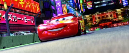 """CARS 2"" Lightning McQueen (Owen Wilson) ©Disney/Pixar.  All Rights Reserved."