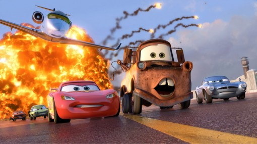 Cars 2 (Disney/Pixar)