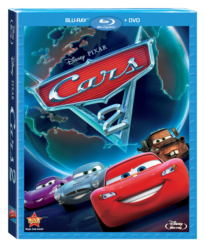 Disney Тачки 2 / Cars 2 The Video Game (2011/RUS/L) .