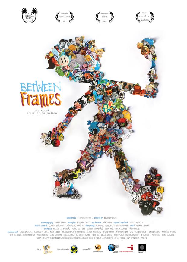 Between Frames - The Art of Brazilian Animation