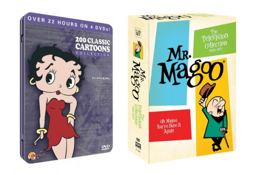 200 Classic Cartoons Collection / Mr. Magoo: The Television Collection 1960-1977