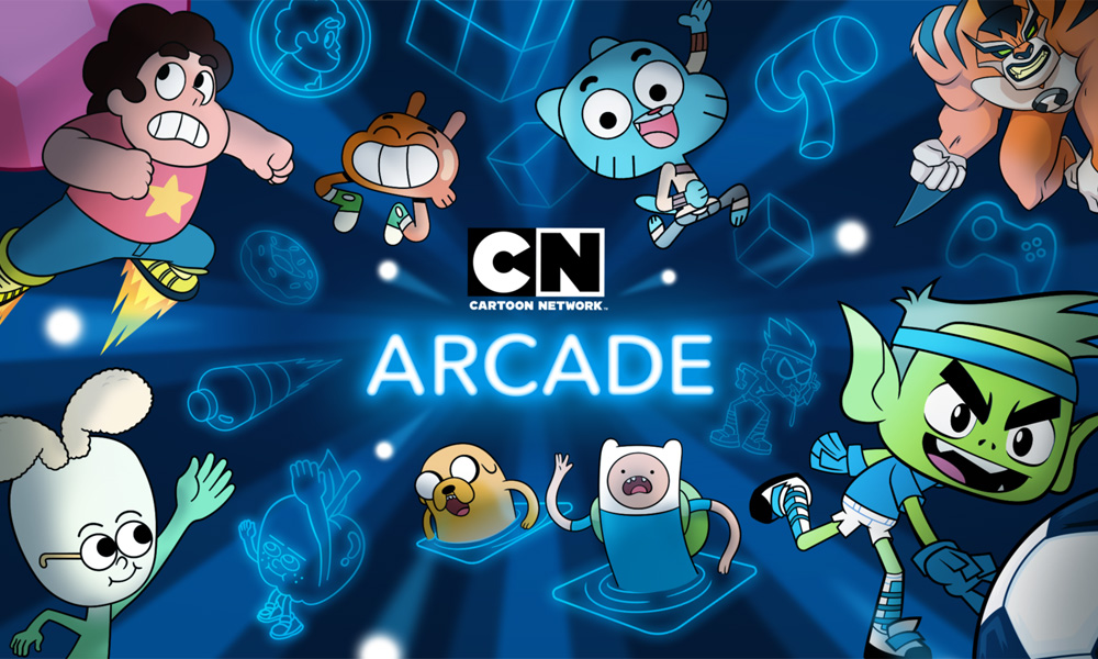 "Cartoon Network Launches ""Arcade"" Gaming App 
