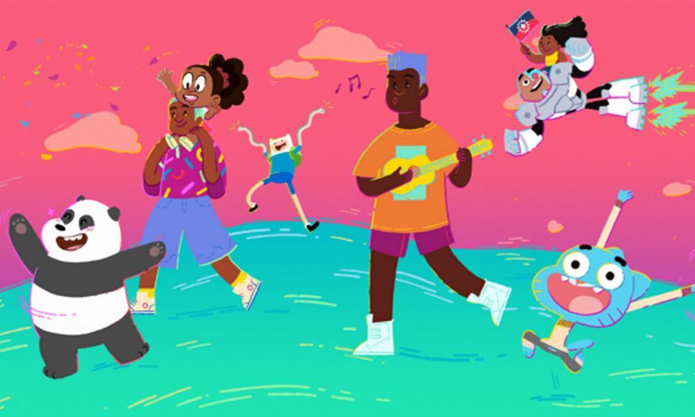 Cartoon Network #Juneteenth
