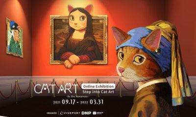 Step into Cat Art