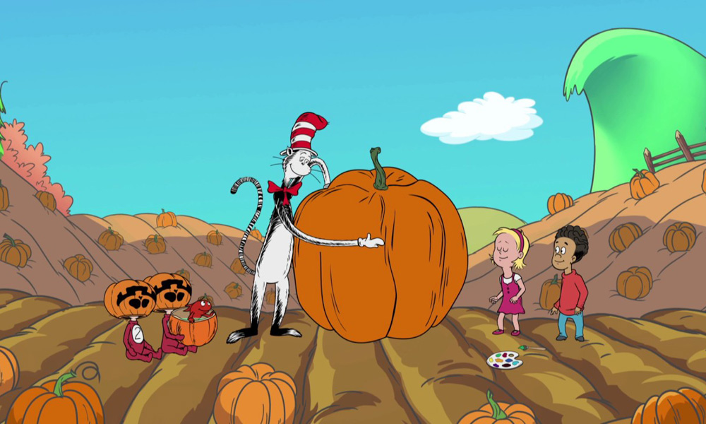Pbs Kids Gets Spooky With Halloween Specials Animation