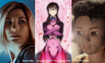 Doctor Who | Evangelion:3.0+1.01 Thrice Upon a Time | Ultra City Smiths