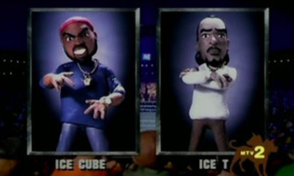 Ice Cube Working on 'Celebrity Deathmatch' Reboot with MTV