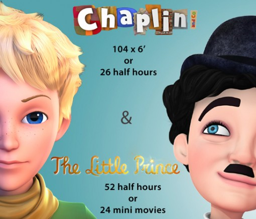 Chaplin & Co. / The Little Prince