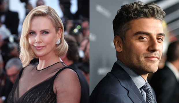 Oscar Isaac and Charlize Theron will lead The Addams Family voice cast as the ultimate goth couple, Gomez and Morticia.