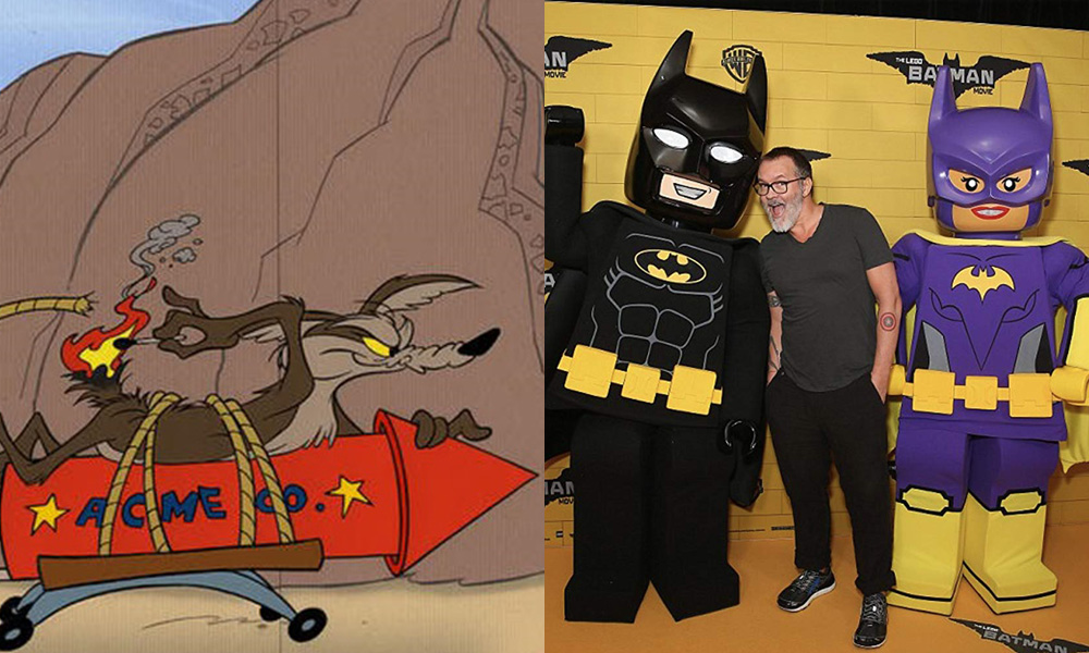 Warner Schemes Up Wile E. Coyote Movie with Chris McKay   Animation Magazine