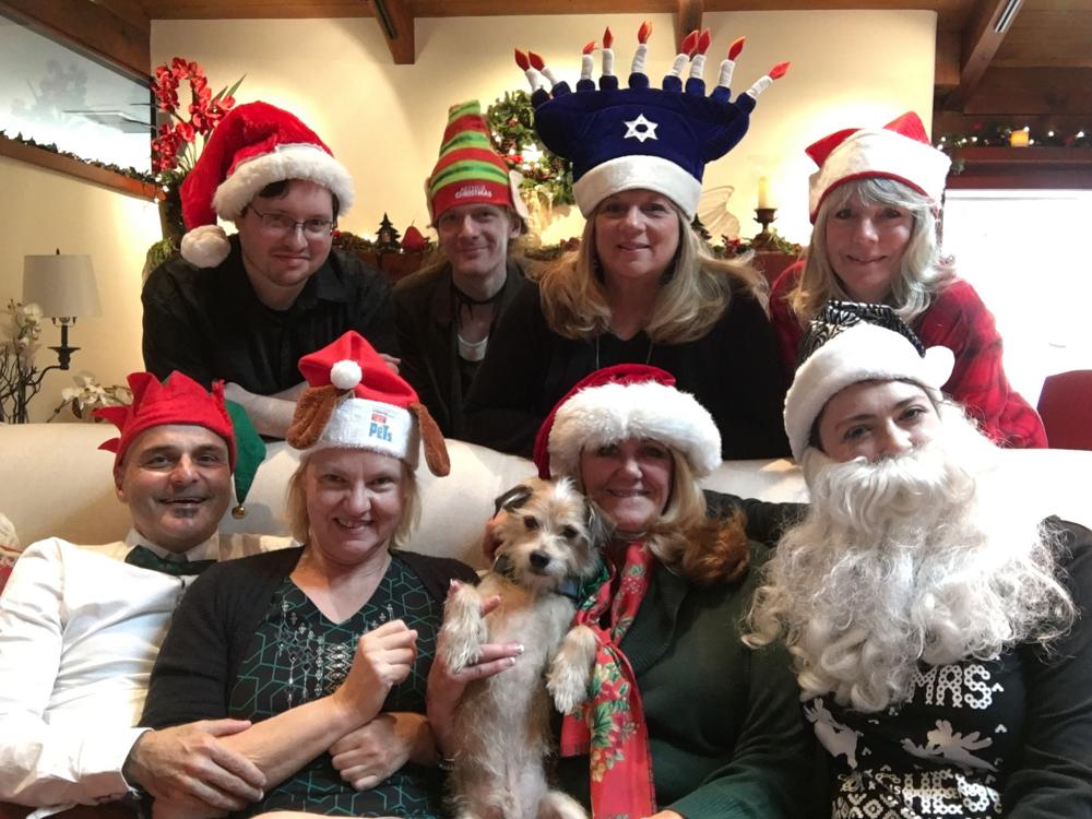 """The """"Animag Family"""" annual holiday reunion (2018)"""