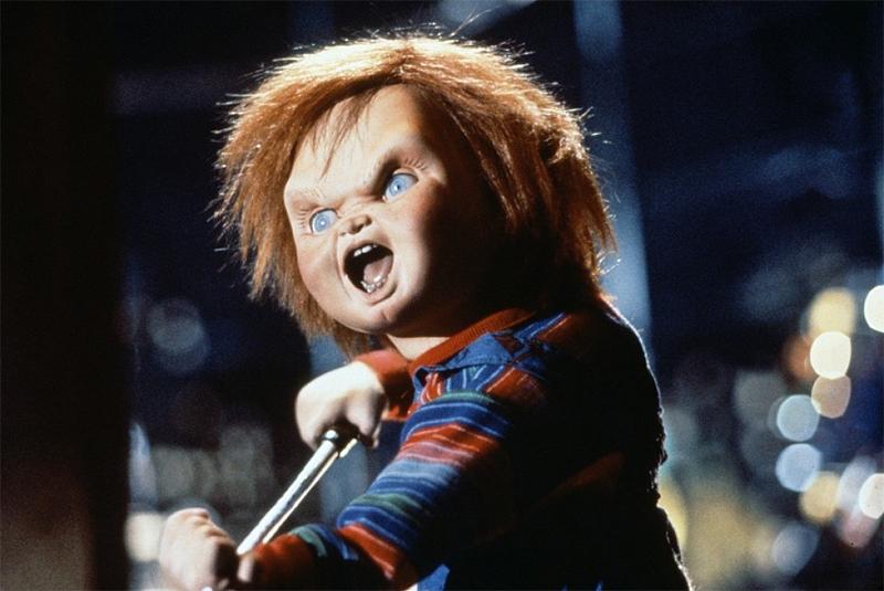 Curse Of Chucky New Look New 'Chucky' Movie Beg...