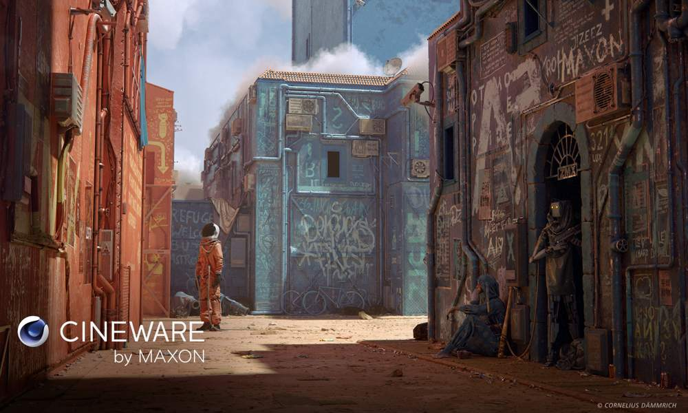 Cineware by Maxon