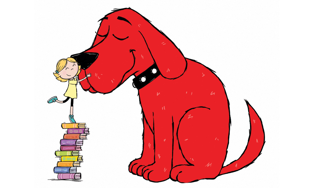 scholastic to launch new clifford series publishing licensing program animation magazine