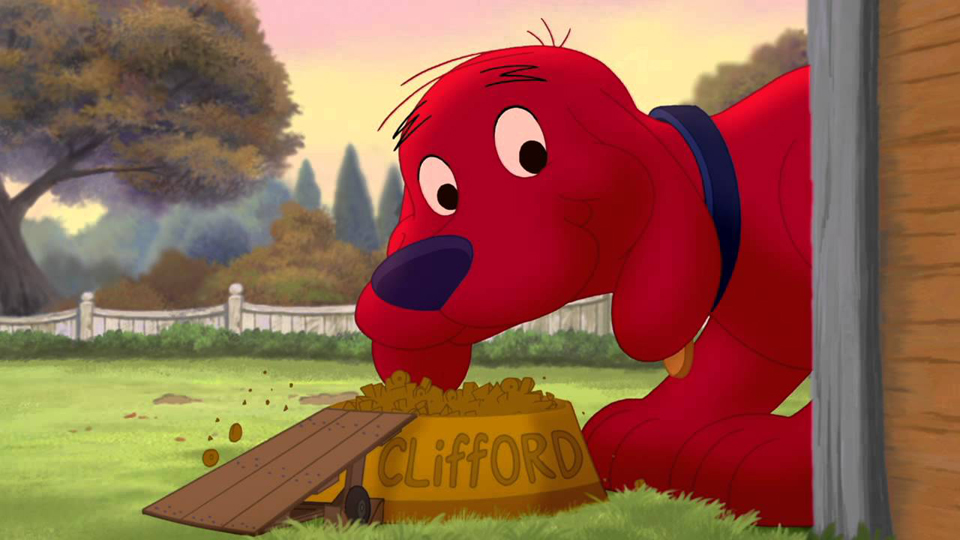 Clifford The Big Red Dog Pbs Creator