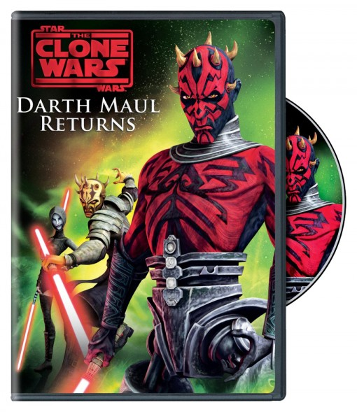 Star Wars – The Clone Wars: Return of Darth Maul