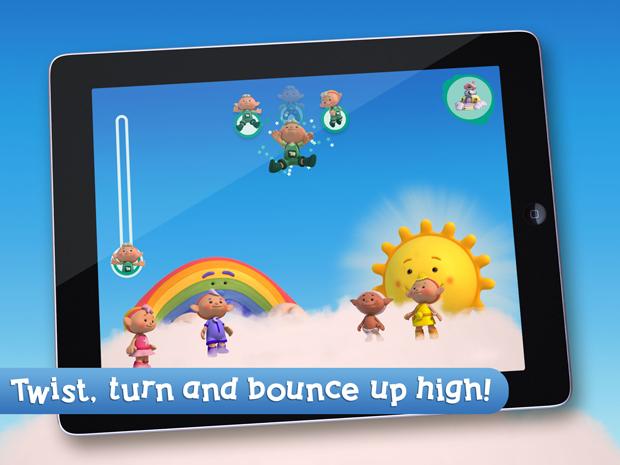Cloudbabies app