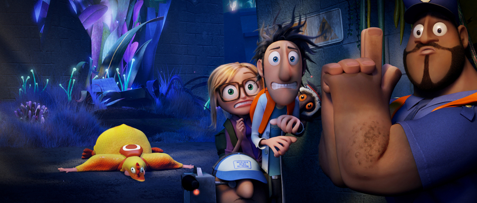 Cloudy 2 Serves Up Second Helping Of Laughs