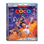 Coco Blu-Ray + DVD + Digital