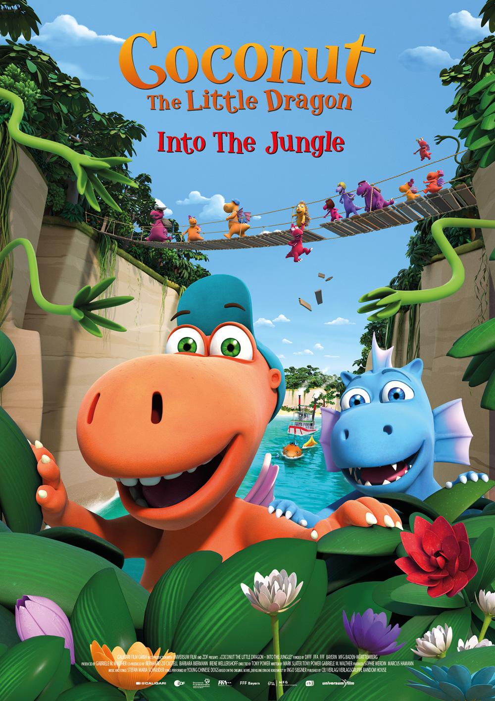 Coconut the Little Dragon: Into the Jungle