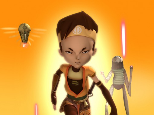 Code Lyoko © Moonscoop / France 3 / Canal J - All rights reserved