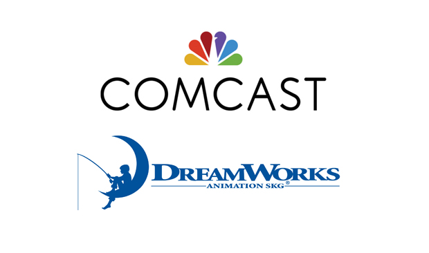 Comcast and DreamWorks Animation