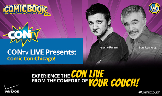 Comic Con Chicago