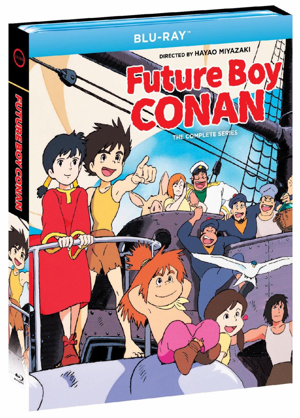Future Boy Conan: The Complete Series