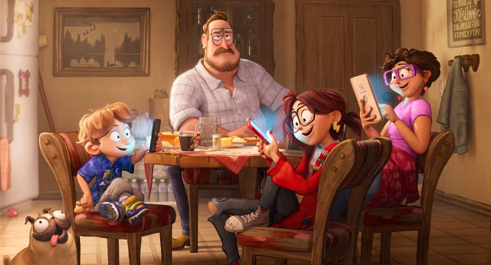 Connected (Sony Pictures Animation)