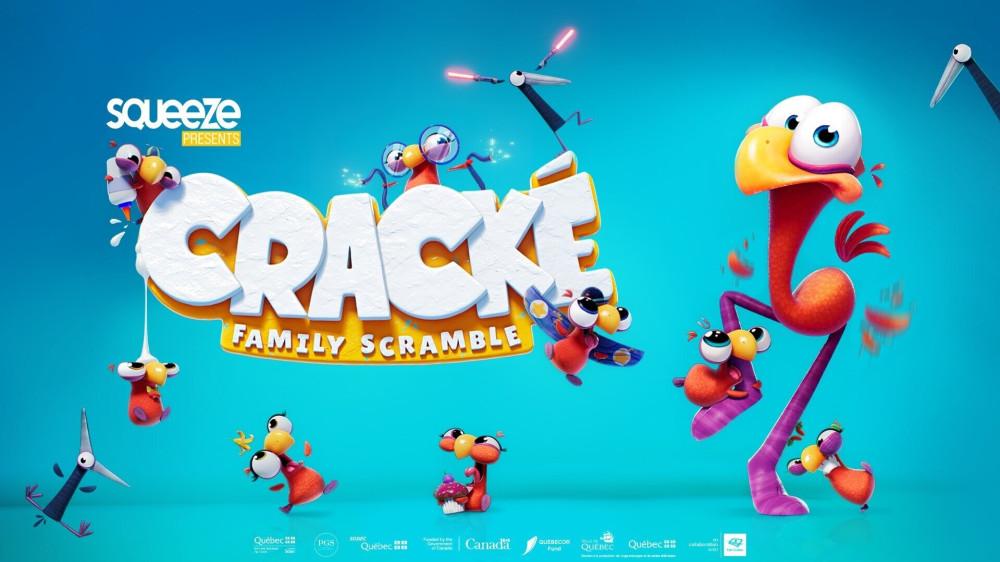Cracké - Family Scramble