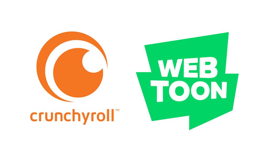 Crunchyroll and Webtoon