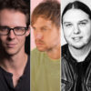 Alex Geringas, Frederik Wiedmann, Brad Breeck, Ryan Lofty and Courtney Lofty